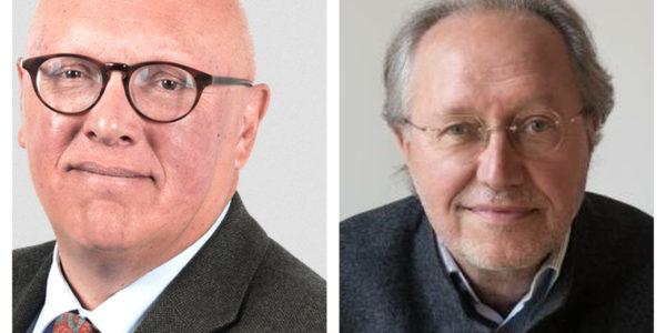 Michiel Krielaars en Christoph Buchwald